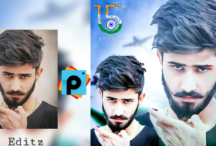 15 August Editing 2018 Picsart Special Double Effect Photo