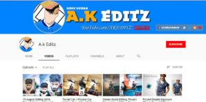 Subscribe Channel