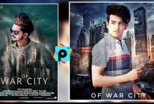 picsart-war-city-editing