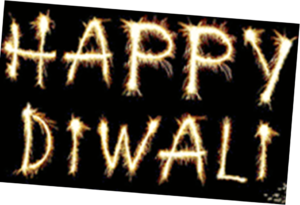 HAPPY DIWALI TEXT PNG
