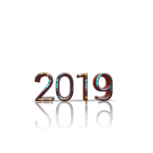 Happy New Year 2019 Png