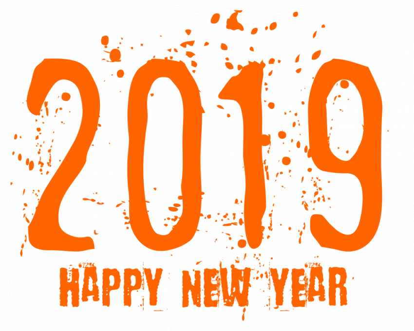 Happy New Year Background Png Download Latest 2019 New Year