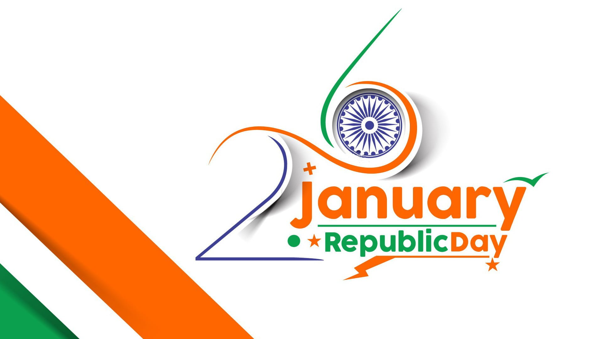 26 January Republic Day 2019 Background Png Download 2019