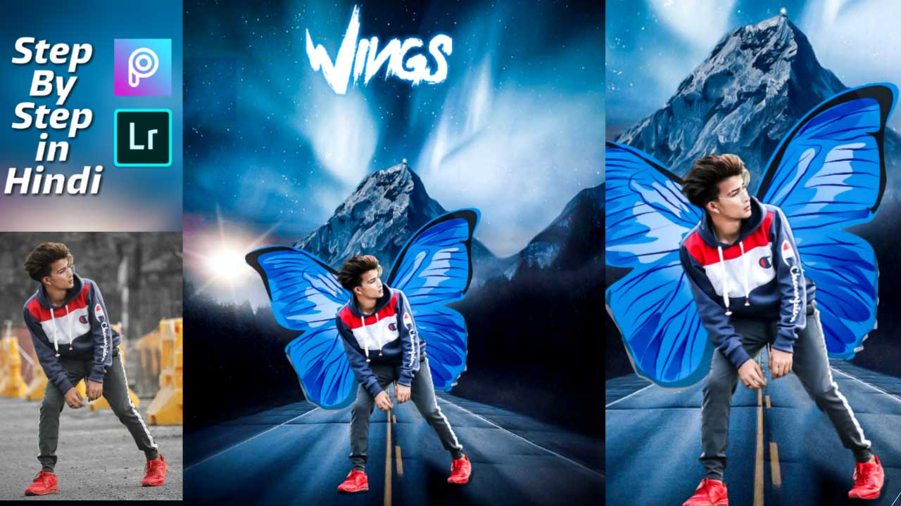 picsart-wings-editing