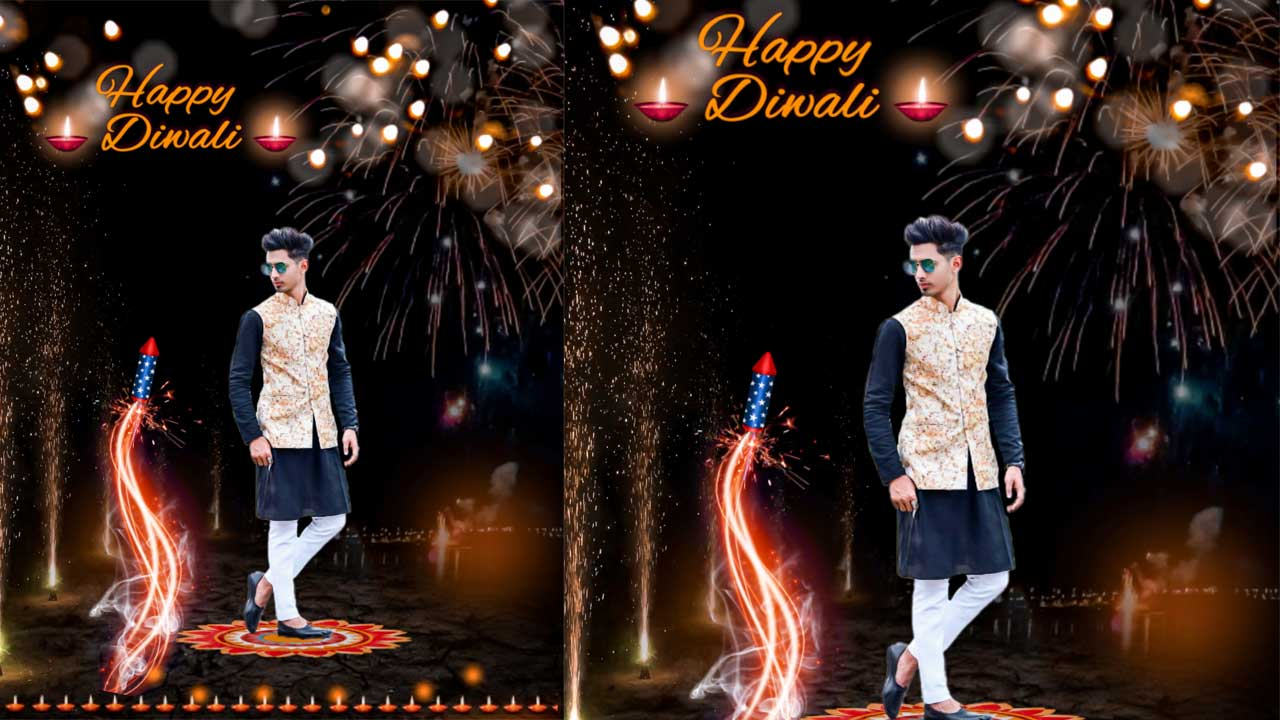 Diwali-Photo-Editing-2019,-Picsart-Diwali-Special-Editing,-Diwali-Manipulation-Editing